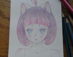 "Check out new work on my @Behance portfolio: ""Nya Girl"" http://be.net/gallery/57882465/Nya-Girl"