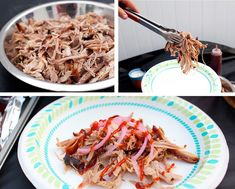 How to Make Authentic Pulled Pork on a Gas Grill from an Eight-Time World Championship Pork Shoulder recipe. Beef Shoulder Roast, Pork Shoulder Recipes, Pork Recipes, Smoker Recipes, Pork Ribs Grilled, Making Pulled Pork, Ribs On Grill, Good Foods To Eat