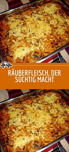 RÄUBERFLEISCH, DER SÜCHTIG MACHT – Die Küche Indian Food Recipes, Vegetarian Recipes, Ethnic Recipes, Evening Meals, Quick Recipes, Eating Plans, Food Items, Cooking Tips, Healthy Eating