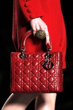 Dior:  I ADORE this bag...