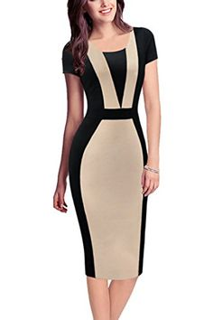 Cheap, sexy and work meeting appropriate. Slimming lines and only $22! (affiliate link)