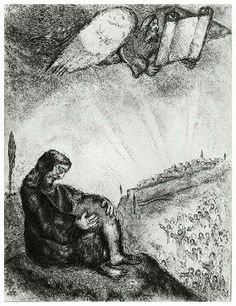 marc chagall drawings