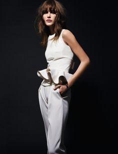 Catherine McNeil By Jean-Baptiste Mondino For Elle France March 2015 (1)
