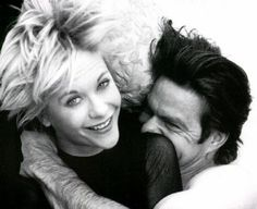 Meg Ryan and Dennis Quaid - I had always hoped this one would work :(