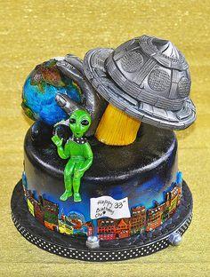 Alien Cake   Flickr - Photo Sharing!