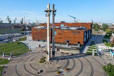 European Solidarity Centre in Gdańsk | Poland © Piotr Krajewski pkrajewski.pl