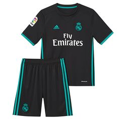 Real Madrid Away Kids Football Kit 2017 18 This is the Real Madrid Away Kids 1b26dacd19a