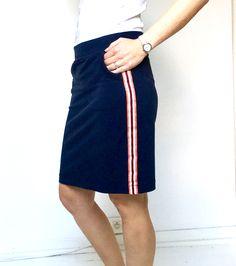 Carola rok LMV Sewing Clothes Women, Diy Clothes, Clothes For Women, Fashion Sewing, Diy Fashion, Womens Fashion, Couture, Refashion, Clothing Patterns