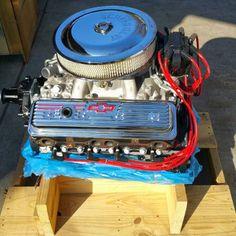 Chevrolet 350, beautifull ain't she?