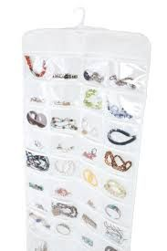 2 PACK Hanging Jewelry and Accessories Organizer Jewelry Closet, Jewelry Mirror, Jewellery Storage, Bracelet Organizer, Hanging Jewelry Organizer, Jewelry Organization, Diy Jewelry Holder, Jewelry Box, Metal Hangers