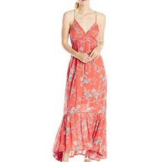Billabong Juniors Dream Escape Floral Maxi Dress