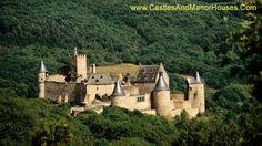 Vianden castle, Montée du Château, 9422 Vianden, Luxembourg - www.castlesandmanorhouses.com