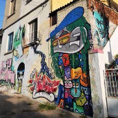 São Paulo Street Art - Brazil