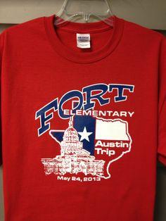 Fort Elementary School Shirts