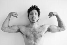 Andrés Velencoso, adiós al metrosexual