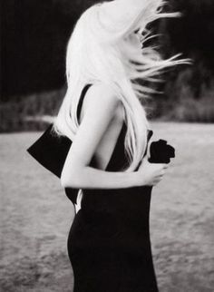 winded blonde