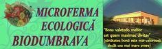 Microferma ecologica Biodumbrava Magazine, Magazines, Warehouse, Newspaper