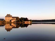 Paimpont Abbey - Paimpont, Bretagne