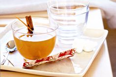 This zesty cinnamon tea makes any afternoon tea party a special occasion. Tea Recipes, Coffee Recipes, Drink Recipes, Yummy Recipes, Cooking Recipes, Healthy Recipes, Stevia, Cinnamon Tea, Spiced Cider