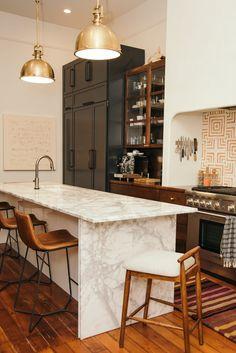 Minimal Kitchen Home Style Kitchens Amp Pantry Kitchen Design Classic Kitchen, Cute Kitchen, New Kitchen, Kitchen Decor, Minimal Kitchen, Kitchen Ideas, Kitchen Modern, Decorating Kitchen, Kitchen Trends