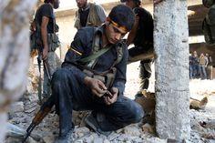 #SYRIE Le régime syrien tente d'éviter l'encerclement - francetv info