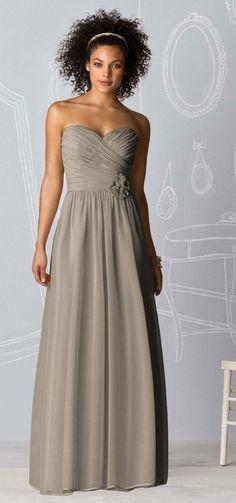 sweetheart mocha bridesmaid dresses  Bridesmaid dresses ...