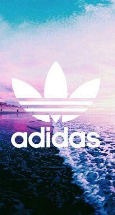 Fond d'écran adidas mer violette et rise - dég... - #Adidas #décran #dég #fond #fondecran #mer #rise #violette