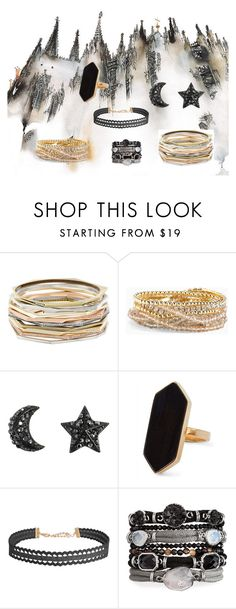 """Great Fall Catch"" by gena-june on Polyvore featuring Kendra Scott, Torrid, Jaeger and Humble Chic"