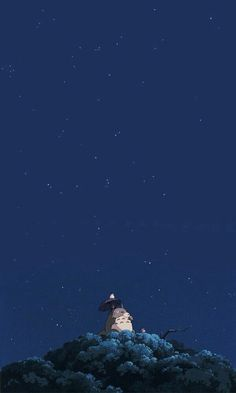 Totoro - - - Best of Wallpapers for Andriod and ios Iphone Wallpaper Totoro, Cartoon Wallpaper, Studio Ghibli Art, Studio Ghibli Movies, Girls Anime, Hayao Miyazaki, Anime Scenery, Aesthetic Anime, Aesthetic Wallpapers