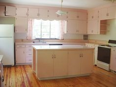 Pink Kitchen Cabinets my pink dream kitchenthe only thing i would change would be the