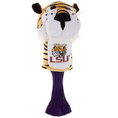 LSU Tigers Mascot Golf Club Head Cover - $24.99