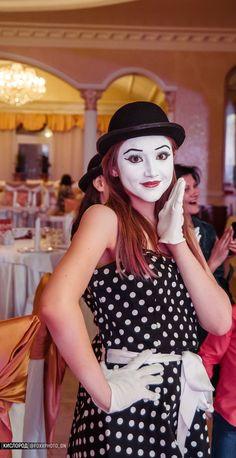 Mime Makeup, Costume Ideas, Costumes, Clowns, Vintage, Art, Fashion, Makeup, Art Background