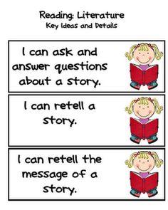 Common Core Reading Second Grade
