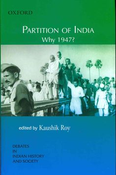 Partition of India: Why 1947? (Hardcover)