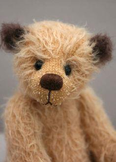 Little John By Scruffie Bears by Susan Pryce - Bear Pile