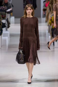Pin for Later: The 8 Hottest Trends to Come Out of Paris Fashion Week Fringe Benefits