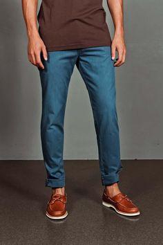 FUSAI Twill Herringbone Trouser - I love these!