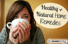10 Healthy Home Remedies | via @SparkPeople #wellness #DIY #homemade