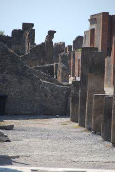 Pompeii, Italy - 2010.