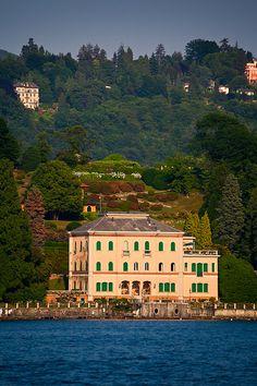 Lago d'Orta Villas and Gardens, Italy