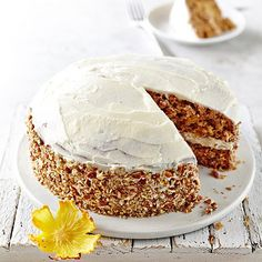 Hummingbird Cake - from Lakeland