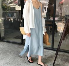 Pinafore maxi dress summer maxi dress Pinafore long dress long dress maxi dress summer dress Source by Dresses hijab Chic Outfits, Summer Outfits, Fashion Outfits, Summer Dresses, Summer Maxi, Maxi Dresses, 1950s Dresses, Hijab Fashion, Party Dresses
