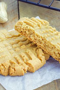 Copycat Mrs. Fields Peanut Butter Cookies Recipe