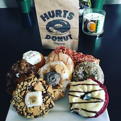Hurts Donut Company - Wichita, Kansas