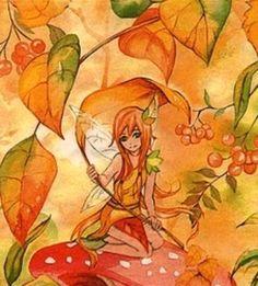 Little Fairy II  Cross stitch pattern pdf format by diana70