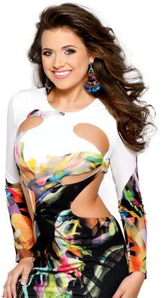 Miss Teen International 2013 - Haley Rose Pontius!