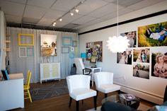 love this photo studio space | jamie delanie