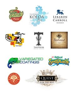 We can design logos from scratch or do a logo re-fresh depending on your needs. This is a sampler of our custom* designed logos. *A couple of these designs were created by the awesome talent at Velocity Design Group. Design Logos, Can Design, Portfolio Design, Couple, Fresh, Group, Awesome, Portfolio Design Layouts, Couples