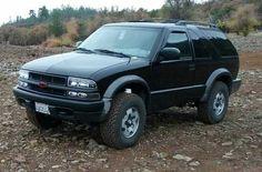 Chevy: 1998 Blazer Zr2