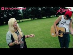 ▶ Thinking Bout You by Frank Ocean (Alexa Goddard Cover) - YouTube